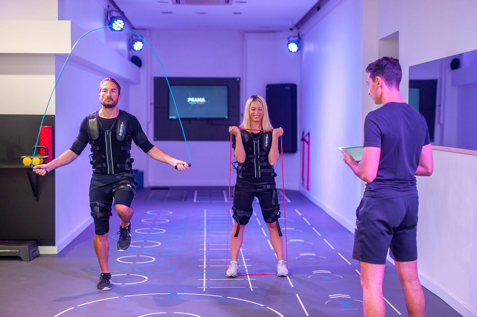 Salle De Sport Electrostimulation Fitness A Lyon Intensifit